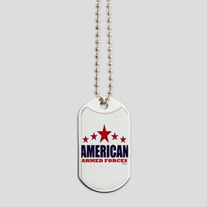 American Armed Forces Dog Tags