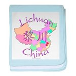 Lichuan China baby blanket