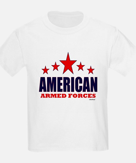 American Armed Forces T-Shirt