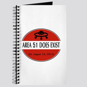 Area 51 Does Exist Journal