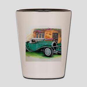 1932 Type 41 Shot Glass