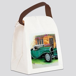 1932 Type 41 Canvas Lunch Bag