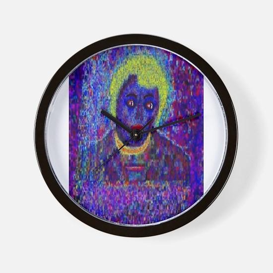 Got Me Hypnotized by Brett Fl Wall Clock