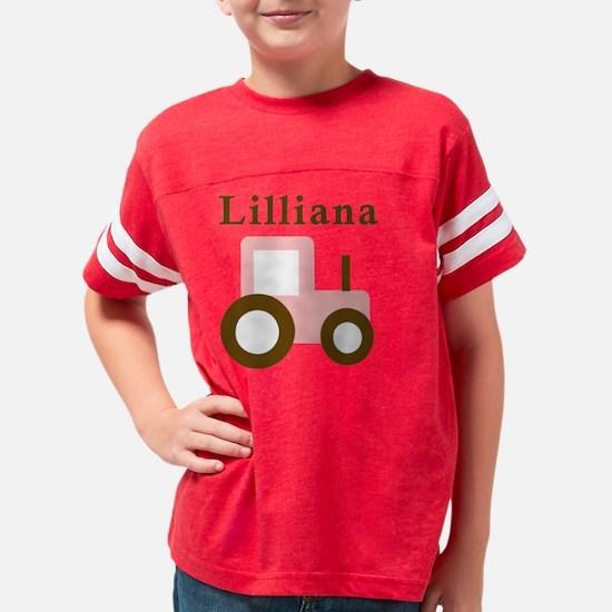 pbtlilliana Youth Football Shirt