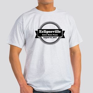 Eclipseville Personalized Light T-Shirt