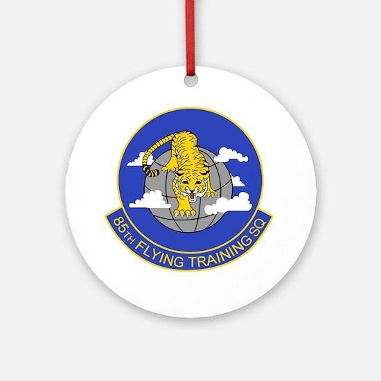 85th Flying Training SQ Ornament (Round)