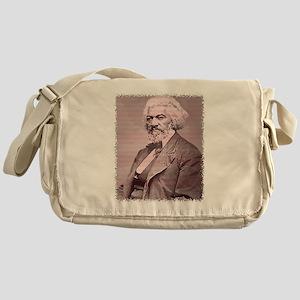 Frederick Douglass Messenger Bag