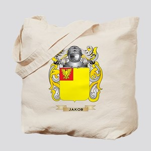 Jakob Coat of Arms (Family Crest) Tote Bag