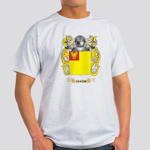 Jakob Coat of Arms (Family Crest) T-Shirt