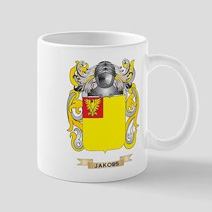 Jakobs Coat of Arms (Family Crest) Mug