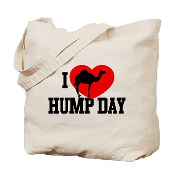 I Heart Hump Day Tote Bag