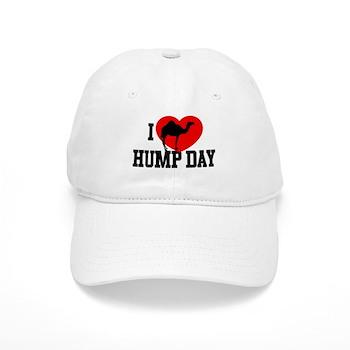 I Heart Hump Day Cap