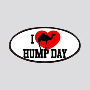 I Heart Hump Day Patches