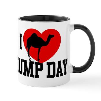 I Heart Hump Day Mug