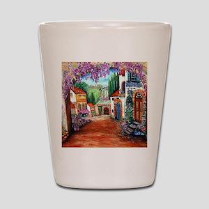 Tuscany Shot Glass