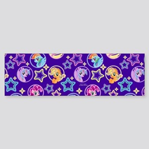 MLP Friends Bumper Sticker