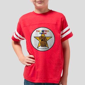 Dark hoodie Youth Football Shirt