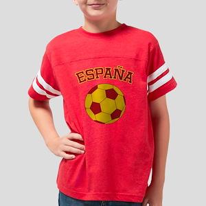 soccerballES Youth Football Shirt