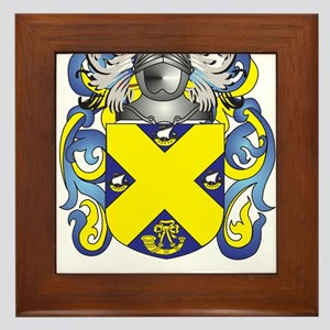 Jameson Coat of Arms (Family Crest) Framed Tile