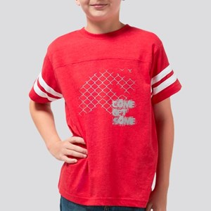 cage-blackshirt Youth Football Shirt