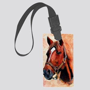 Triple Crown Large Luggage Tag