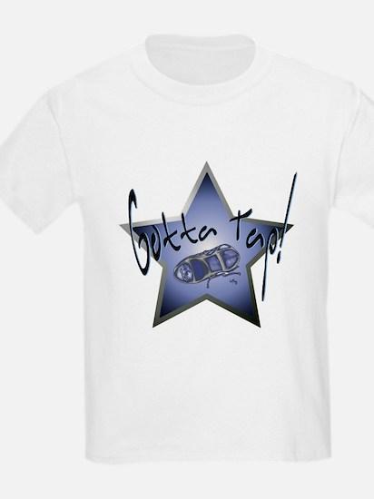 Gotta Tap! Star Kids T-Shirt