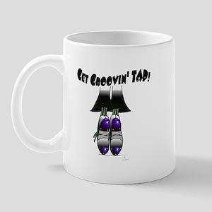 Get groovin' TAP! purple Mug