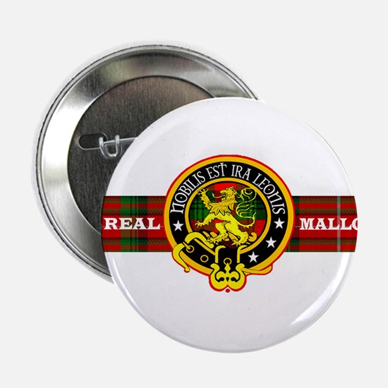 """THE REAL MALLOY 2.25"""" Button"""