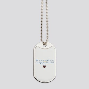Argentina CafePress Dog Tags