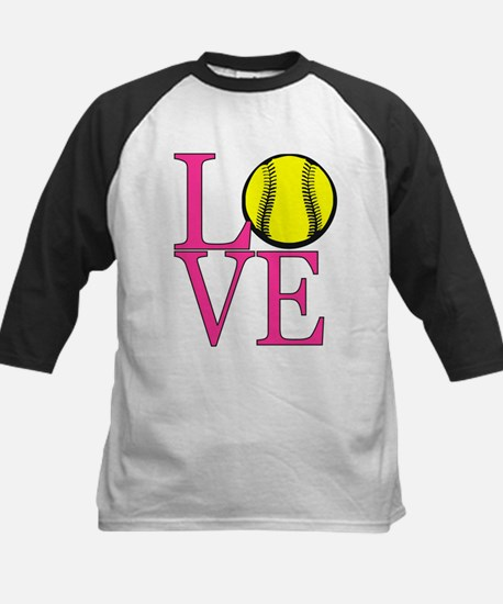 LOVE SOFTBALL Baseball Jersey