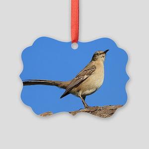 Mockingbird Profile Picture Ornament