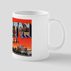 Trenton New Jersey Greetings Mug