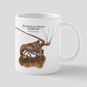 European Spiny Lobster Mug