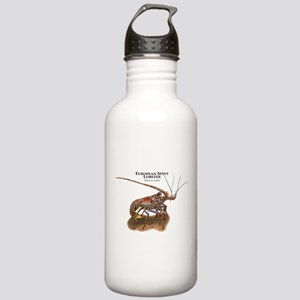 European Spiny Lobster Stainless Water Bottle 1.0L