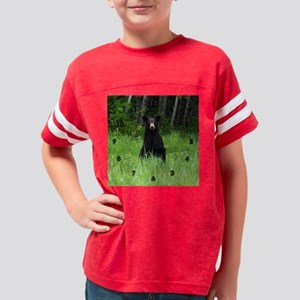 wallclock Youth Football Shirt