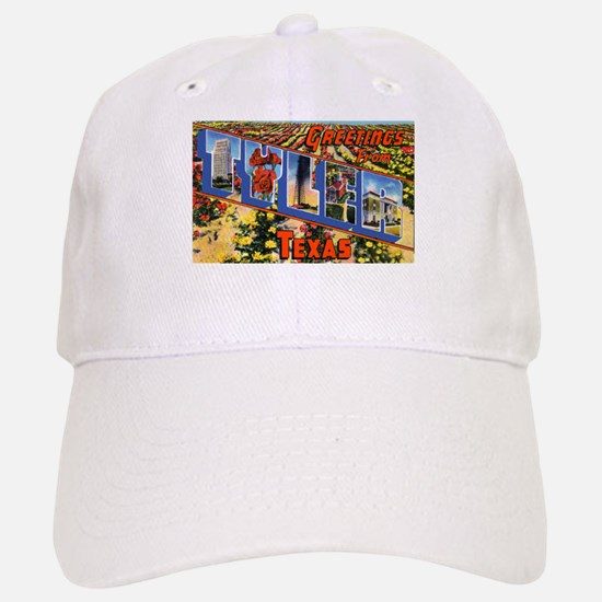 Tyler Texas Greetings Baseball Baseball Cap