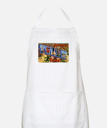 Tyler Texas Greetings BBQ Apron
