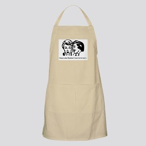 "I know what Meatloaf ""won't d BBQ Apron"
