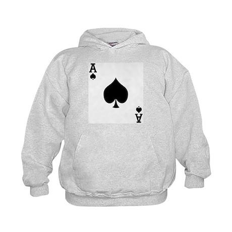 Ace of Spades Kids Hoodie