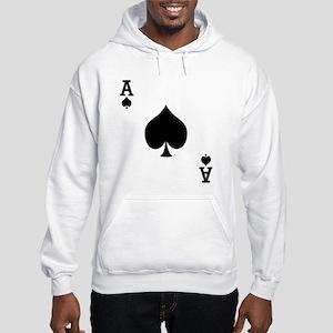 Ace of Spades Hooded Sweatshirt