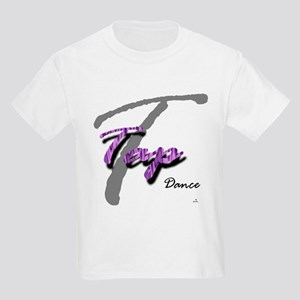Big T Purple Tap Kids T-Shirt