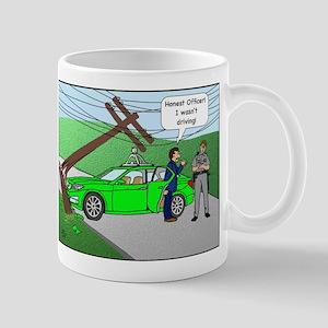 Autonomous Car Mugs