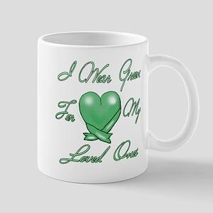 I wear Green Mug