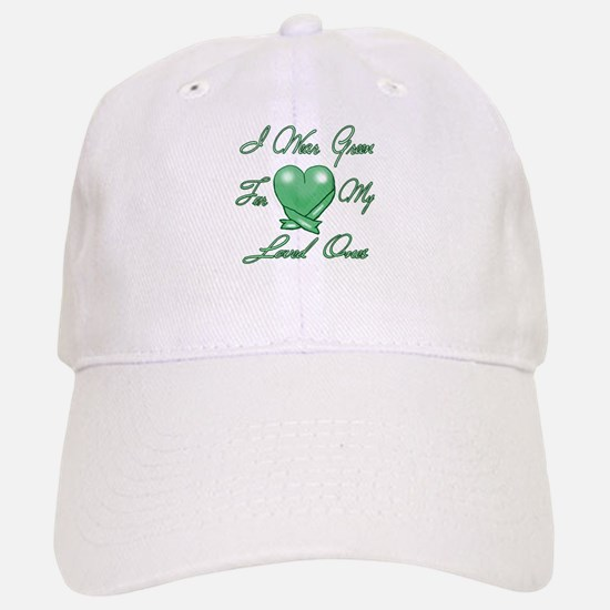 I wear Green Baseball Baseball Baseball Cap
