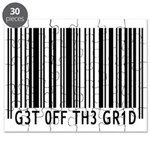 Get off the Grid   Puzzle