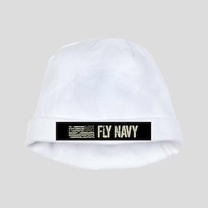 Black Flag: Fly Navy Baby Hat
