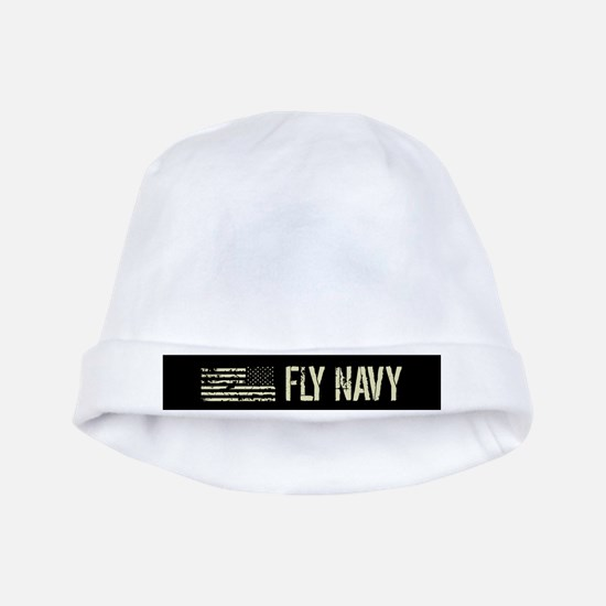 Black Flag: Fly Navy Baby Hat
