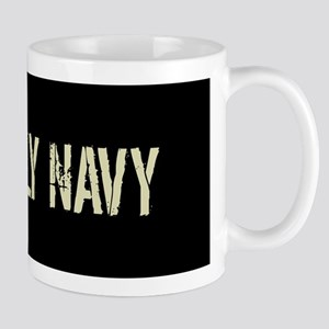 Black Flag: Fly Navy Mug
