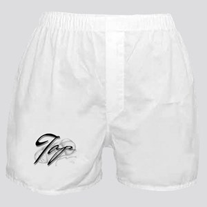 Black Tap on Shoe Boxer Shorts