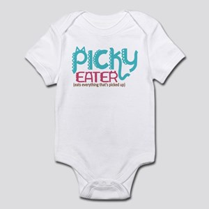 Picky Eater Infant Bodysuit